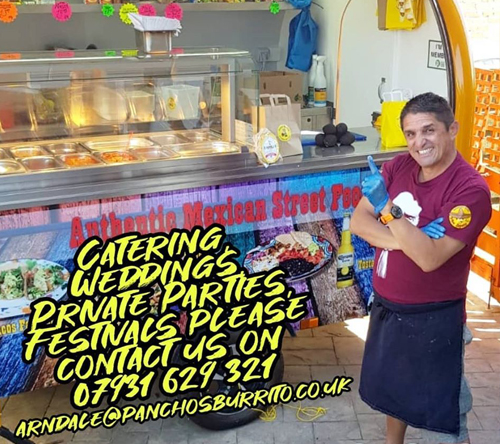 outside catering manchester
