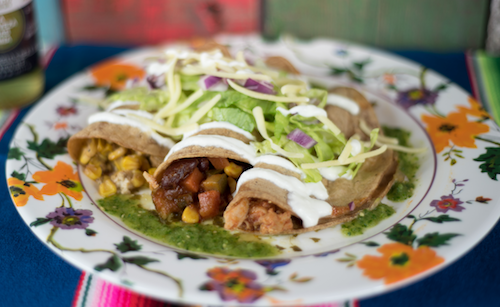 Enchiladas Increibles